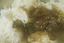 面包机版酱肉包子的做法