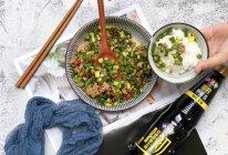 #名厨汁味,圆中秋美味#蒜苔小炒肉的做法
