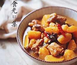 超下饭微辣土豆烧排骨的做法