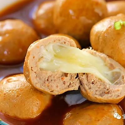 爆浆牛肉丸  宝宝辅食食谱