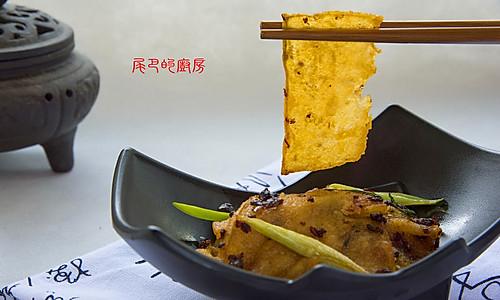 烟云供养的美味素食【素回锅肉】的做法