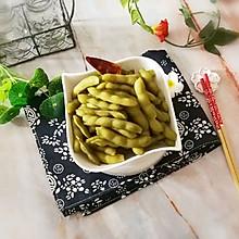 #父亲节,给老爸做道菜#五香毛豆