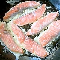 中式煎三文鱼的做法图解7