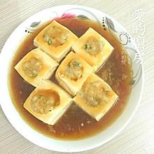 清蒸肉末豆腐