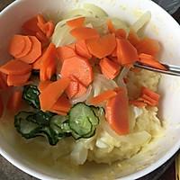 日式土豆沙拉#春天不减肥,夏天肉堆堆#的做法图解13