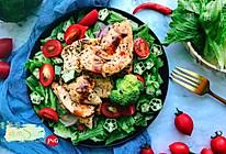 美味的低卡减脂餐——墨西哥鸡肉沙拉的做法