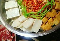 泡菜火锅的做法