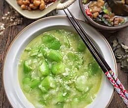 #父亲节,给老爸做道菜#清炒丝瓜的做法