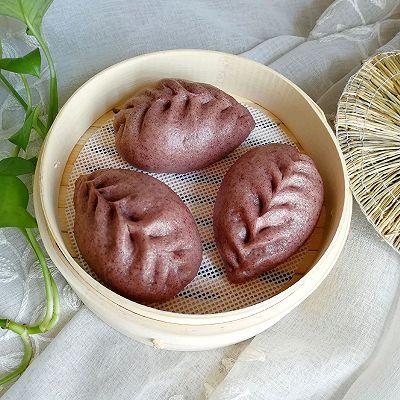 杂粮素菜包#松下多面美味#