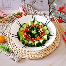 #餐桌上的春日限定#凉拌黄瓜卷