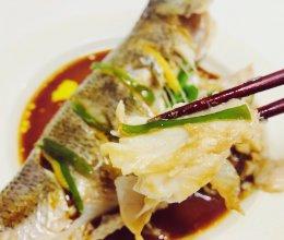 鲜美营养多的清蒸鲈鱼的做法