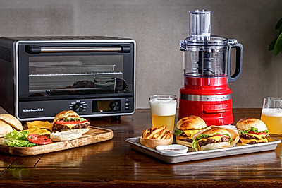 KitchenAid | Shake Shack经典牛肉汉堡
