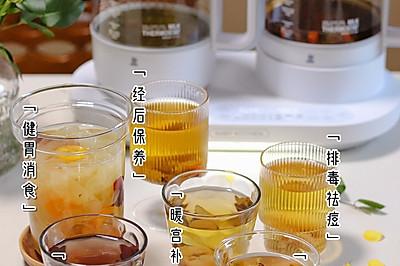 6款仙女养生茶喝出好气色美出新高度