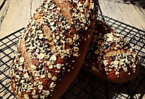百分百全麦面包的做法