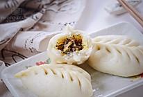 #520,美食撩动TA的心!#胡萝卜粉丝素包子的做法