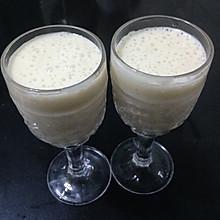 香蕉酸奶奶昔