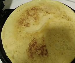 玉米浆饼的做法