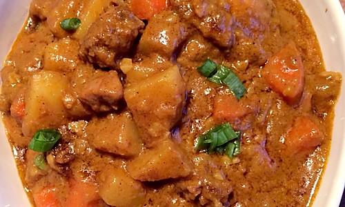 正宗印度咖喱鸡的做法
