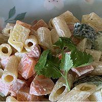 #一起土豆沙拉吧#通心粉沙拉的做法图解7