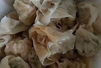白菜香菇猪肉馄饨的做法