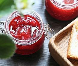 #餐桌上的春日限定#自制0添加草莓酱的做法