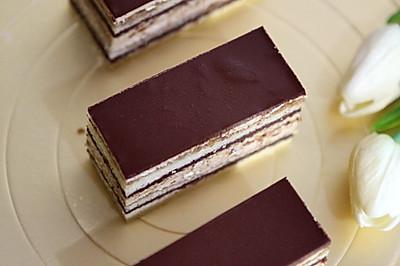 欧培拉---歌剧院蛋糕#长帝烘焙节#