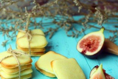 #美食新势力#食过复刻之北海道白色恋人巧克力饼干