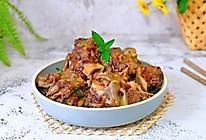 #肉食者联盟#酱香牛大骨的做法
