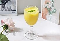 #炎夏消暑就吃「它」#3分钟芒果冰牛奶的做法