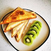 早餐机里的香蕉饼