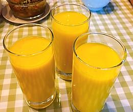 玉米南瓜汁的做法