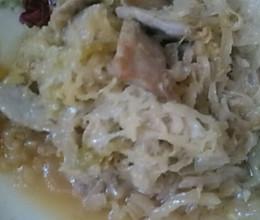 猪肉炖酸菜(简易版)的做法