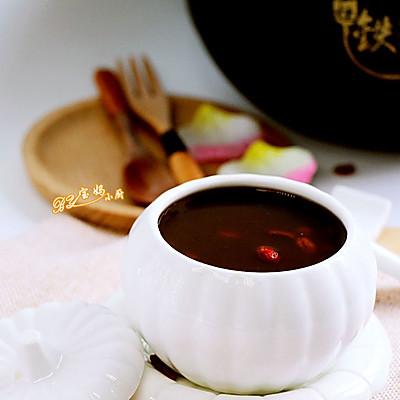 电饭煲五红汤