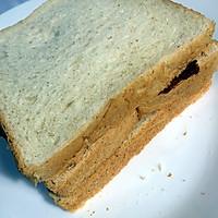 糯米豆沙三明治的做法图解4
