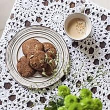 美式巧克力奇普饼干 Chocolate Chip Cooki