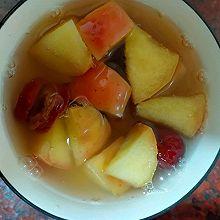 苹果山楂水