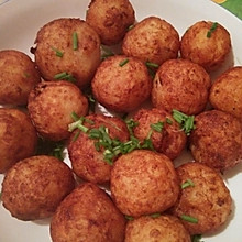 土豆圆子(好吃美味挡不住^O^)