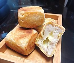 芋泥奶酪仙豆糕的做法