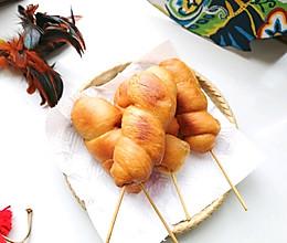 鸡腿面包#520,美食撩动TA的心!#