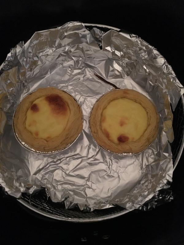 烤蛋挞-空气炸锅版