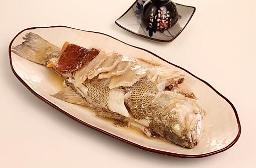 林志鹏自动烹饪锅烹制白汁鲈鱼-捷赛私房菜的做法
