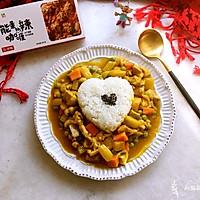 咖喱鸡腿饭#安记咖喱快手菜#