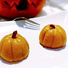 南瓜灯副产品——香甜南瓜饼