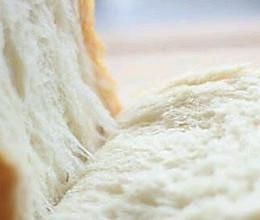 超软奶香浓郁北海道中种吐司的做法