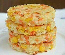 蔬菜米饼的做法
