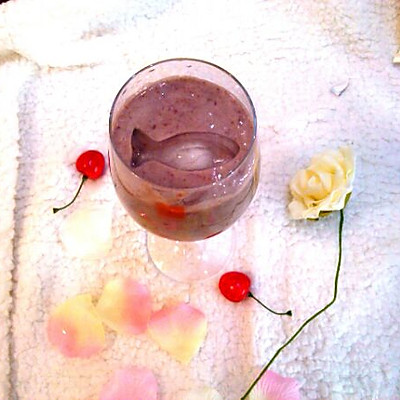 红豆沙饮料