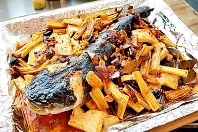 川香·烤清江鱼