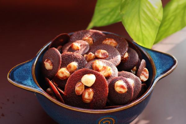 夏威夷果仁巧克力脆脆香