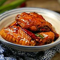 红烧鸡翅的做法图解10