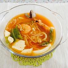 改良韩国海鲜汤